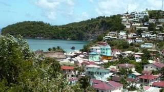 Beautiful Isle. St. Lucia.