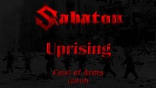 Sabaton   Uprising (Lyrics English & Deutsch)