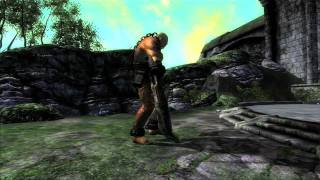 Видео The Elder Scrolls IV: Oblivion GOTY