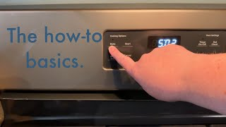 Using your Stove And Oven - Tutorial