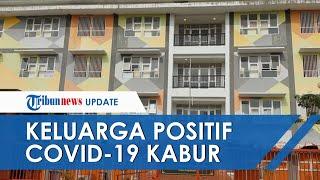 Positif Covid-19, Sekeluarga Kabur dari RS di Mojokerto, 5 Orang Ditemukan Berdiam di Rumah Saudara