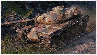 T110E5 IN CAPABLE HANDS • WoT Gameplay