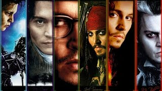 Top 10: Best Johnny Depp Characters