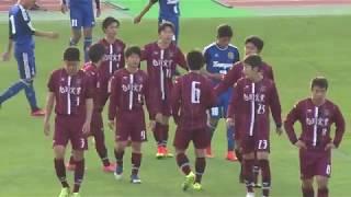 第96回全国高校サッカー選手権大会北海道大会準決勝flash