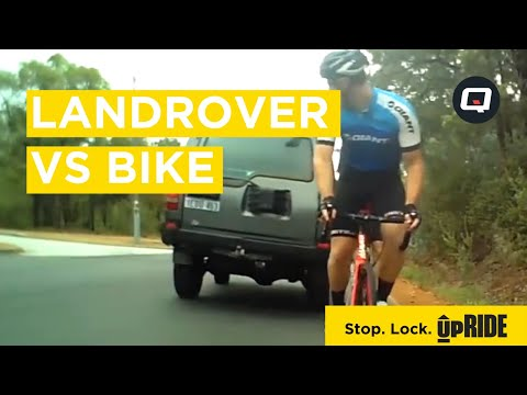 Land Rover Vs Bike