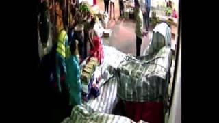 دوربین مخفی دزدی ماموران شهرداری