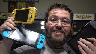 Switch buyers Guide. which version to get on black friday? switch lite vs switch.