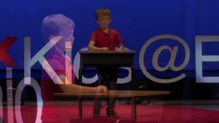 Math Is Everywhere   Jim Patrick   TEDxKids@ElCajon