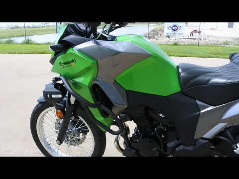 2017 Kawasaki Versys-X 300 ABS in La Marque, Texas