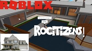 ROBLOX | RoCitizens: NEW Luxury Cabin HOUSE TOUR! - 123vid