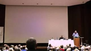 Windkraft- Wunsch und Wirklichkeit: Referent Enoch zu Guttenberg