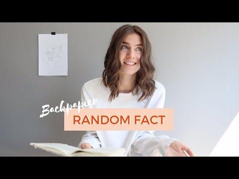 RANDOM FACT   Wie nachhaltig ist Backpapier?