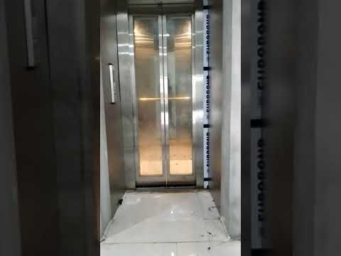 Automatic Hydraulic Passenger Lift