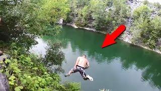 ОЙ, НЕУДАЧА... 23 случая неудачных прыжков!