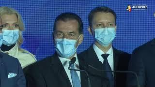 AlegeriLocale2020/ UPDATE Orban: Pentru PNL este o zi istorică; batem PSD fără drept de apel
