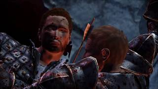 Dragon Age Origins - Amell Ostagar battle