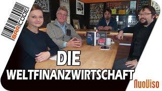 Kryptowährungen und die Weltfinanzwirtschaft #BarCode mit Ernst Wolff, Julia Szarvasy & N.Fleischer