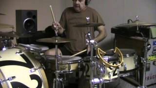 East Coast West Coast Joe Perry Project new edit drum cover HVY HITR