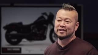 Designing the new Harley-Davidson Low Rider S