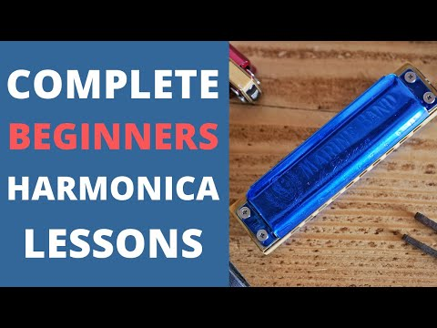 Complete Beginners Harmonica Lessons