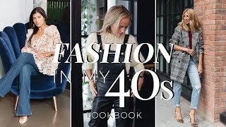Fashion In My 40s Lookbook | Fashion Over 40