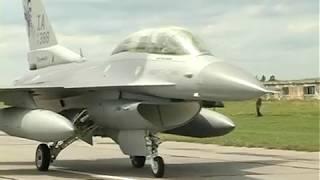 O F 16 и Су 27 полковник Олег Гесь
