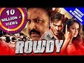 Rowdy (2019) New Released Hindi Dubbed Full Movie | Vishnu Manchu, Mohan Babu, Shanvi Srivastav video download