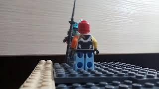 Лего мульт, будущая война! (Чит опис)