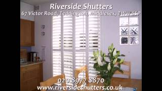 preview picture of video 'plantation shutters london'