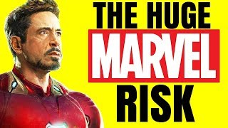 How Avengers: Infinity War Risked Everything