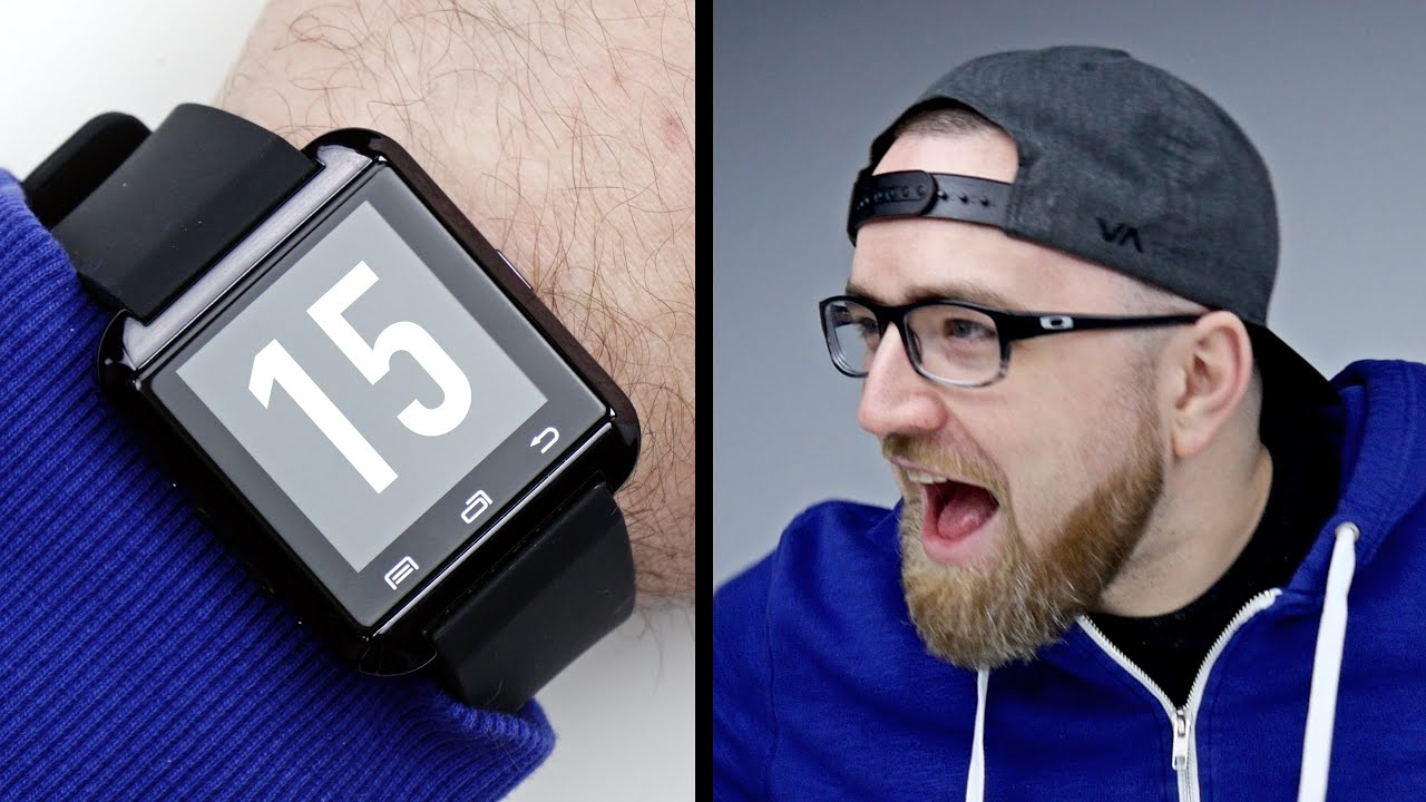Does It Suck? - $15 Smart Watch thumbnail