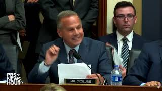 WATCH: Rep. David Cicilline's full questioning of Corey Lewandowski | Lewandowski hearing