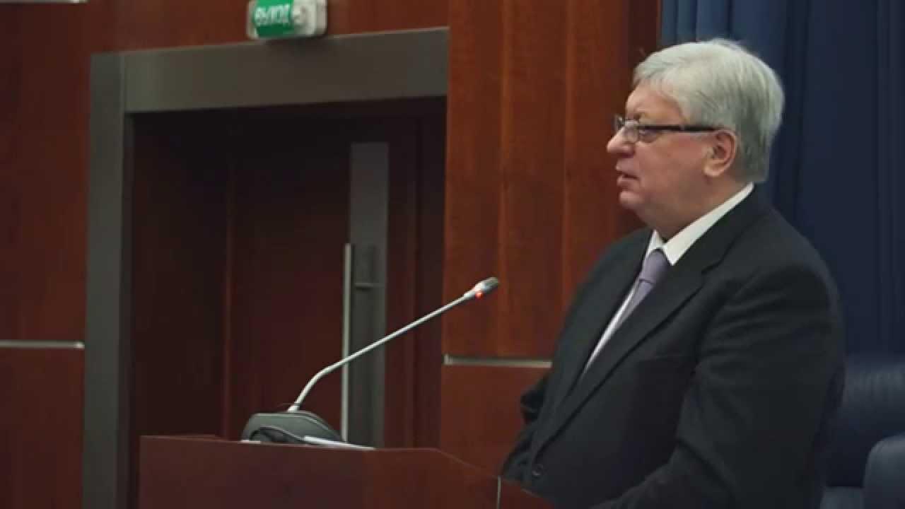 А.Торкунов на форуме «Социальная ответственность: вызовы времени»