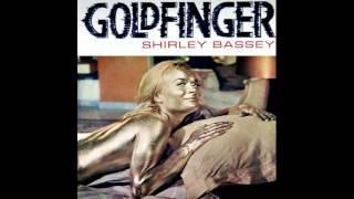 Goldfinger   Shirley Bassey #HIGH QUALITY SOUND + LYRICS
