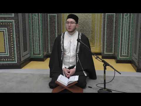 Тафсир Корана (татарча). Сура Ан-Назиат