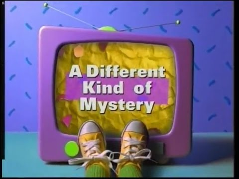 Download Barney Friends A Different Kind Of Mystery Season 4