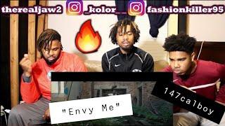 "147Calboy ""Envy Me"" Official Music Video REACTION!!"