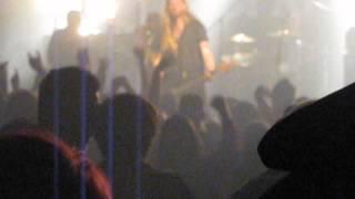Sparzanza - The Blind Will Lead the Blind Live, Rytmikorjaamo, Seinäjoki, Finland 13.10.2012