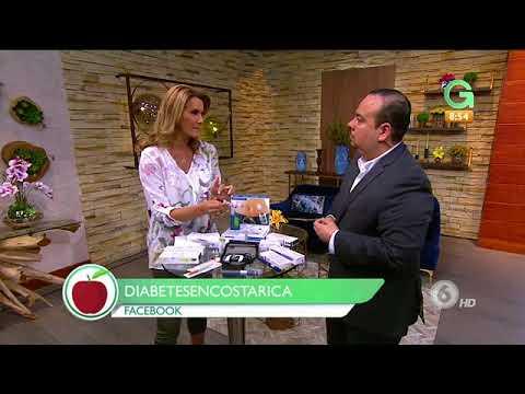 Malyshevoy dieta en la diabetes mellitus tipo 2