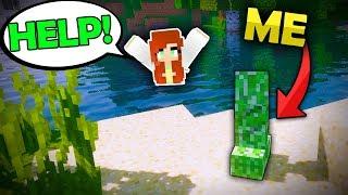 My Girlfriend is really a WEREWOLF !? - Daycare (Minecraft