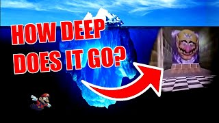 The Super Mario 64 Iceberg: explained