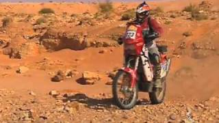 preview picture of video 'Rally Dakar 2006'