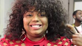 Actress Cocoa Brown Gets Glam For Kontrol Tv