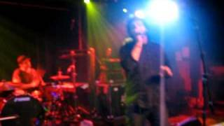Dredg - Gathering Pebbles  live at London Scala 11.11.09