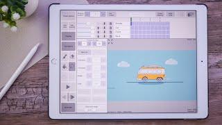 Easy ANIMATION on iPad Pro with RoughAnimator