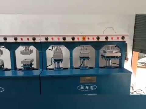 Betel Nut Plate Making Machine
