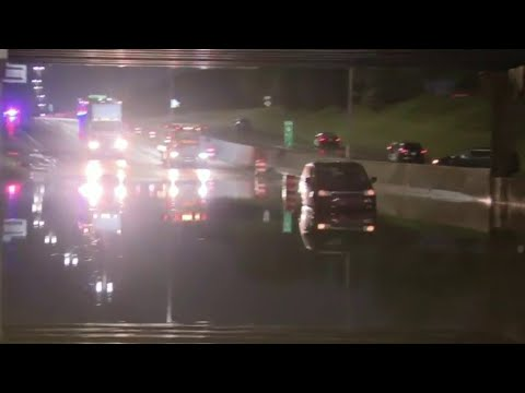 Severe storms cause flooding in Wayne County