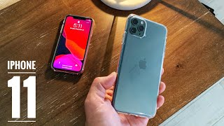 iPhone 11 Pro Max: Best Glass Screen Protector + Case Combo!