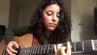 Amy Winehouse - Just Friends (Acoustic Cover)