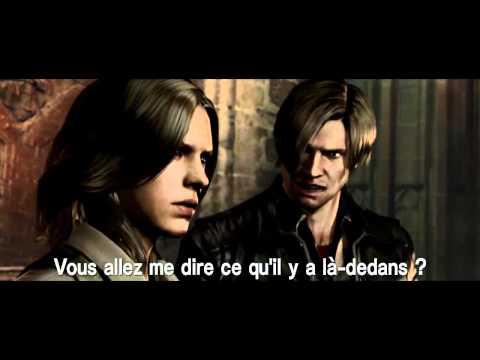 Resident Evil 6 - Trailer VF